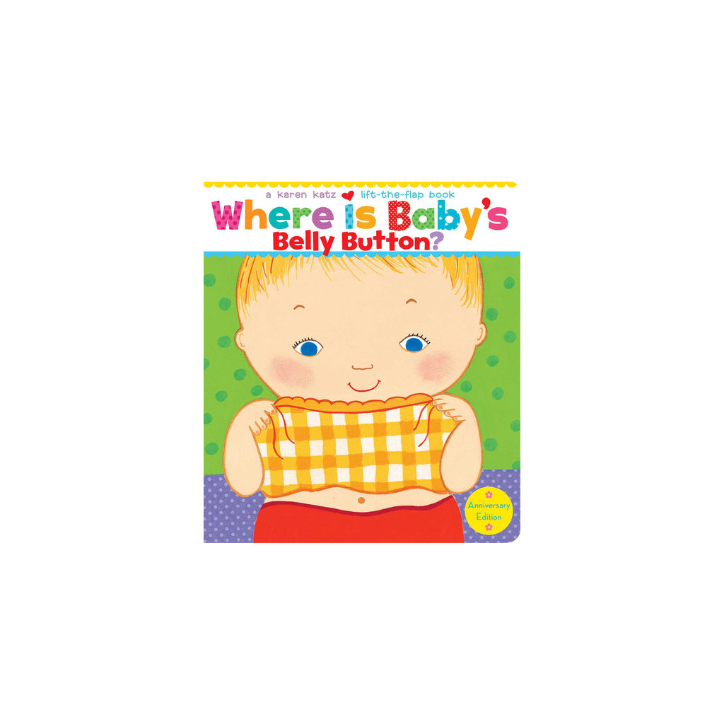 SIMON AND SCHUSTER WHERE IS BABY'S BELLY BUTTON