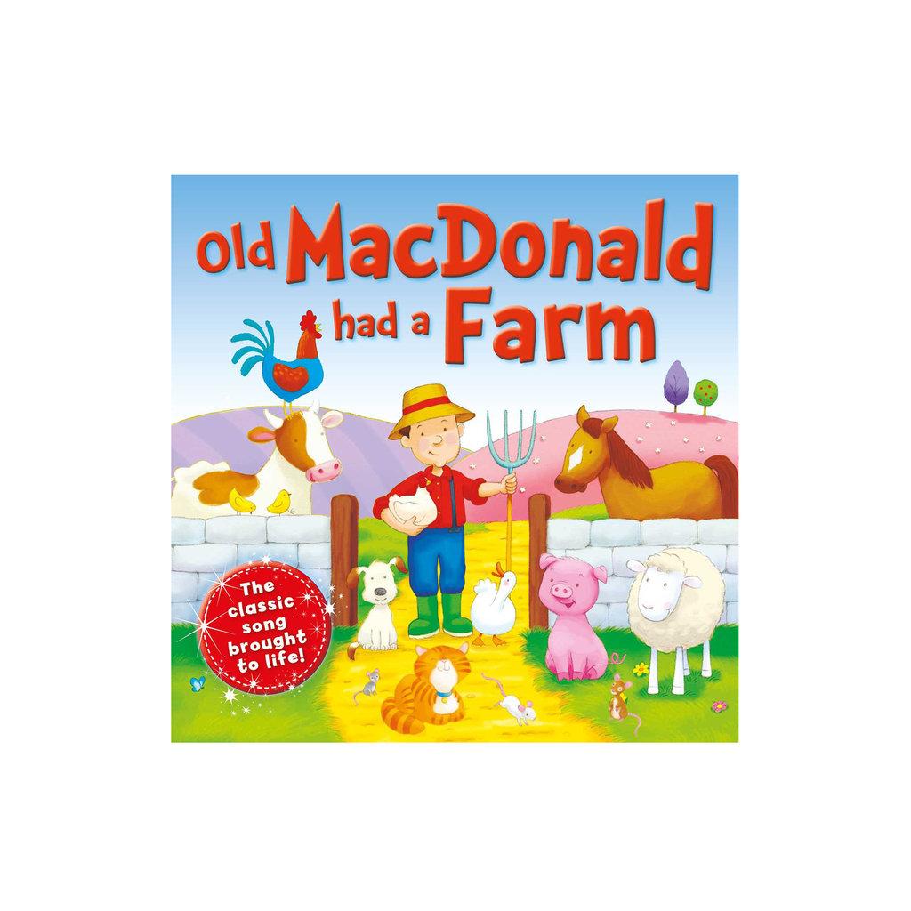 SIMON AND SCHUSTER OLD MACDONALD HAD A FARM