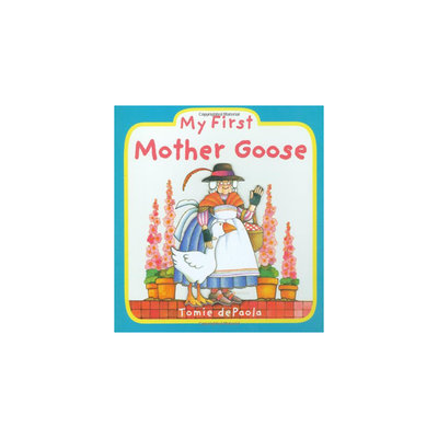 SIMON AND SCHUSTER MY FIRST MOTHER GOOSE