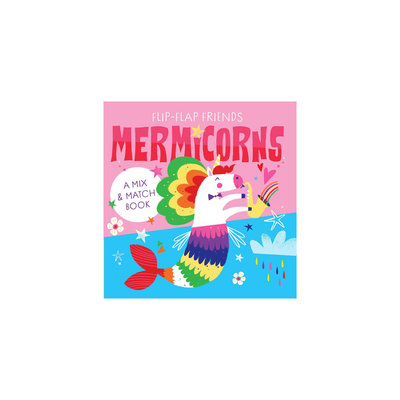 SIMON AND SCHUSTER FLIP-FLAP FRIENDS MERMICORN
