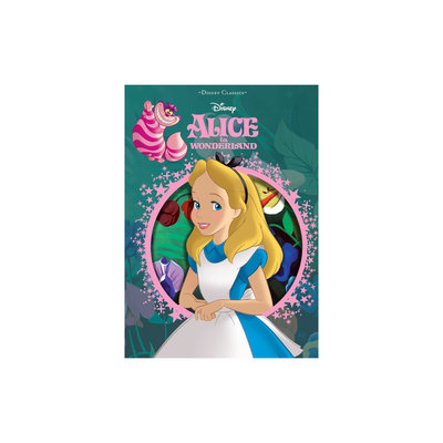 SIMON AND SCHUSTER DISNEY ALICE IN WONDERLAND