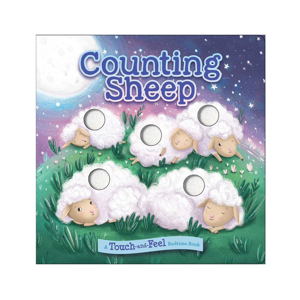 SIMON AND SCHUSTER COUNTING SHEEP