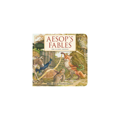 SIMON AND SCHUSTER AESOP'S FABLES