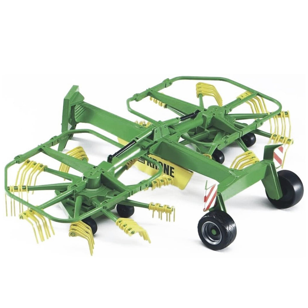 BRUDER KRONE DUAL ROTARY WINDROWER