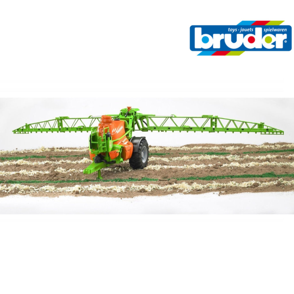 BRUDER AMAZONE TRAILED FIELD SPRAYER