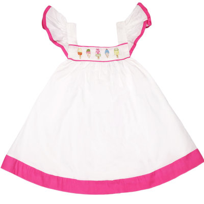 CHRISTIAN ELIZABETH & CO KINGSTON POPSICLE DRESS