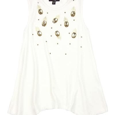 IMOGA BETH TUNIC- PINEAPPLE CREAM