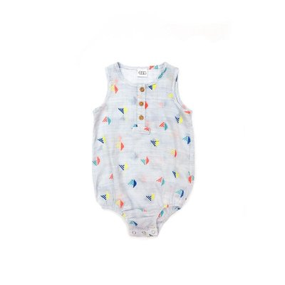 EGG NEW YORK PARKER ROMPER