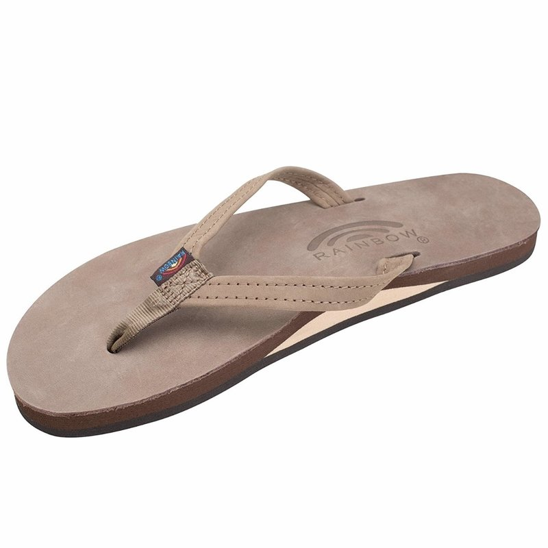 RAINBOW SANDALS PREMIER LEATHER NRRW STRP