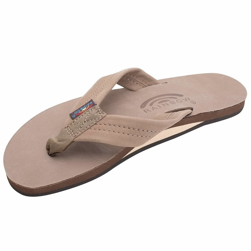 RAINBOW SANDALS WOMENS PREMIER LEATHER SNGL LYR