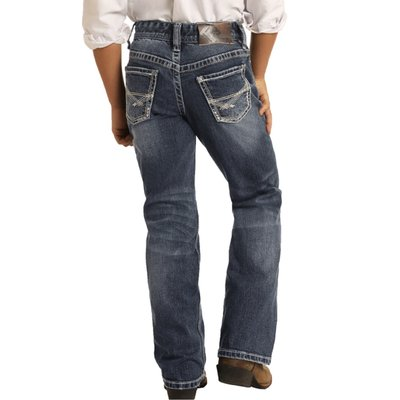 ROCK AND ROLL DENIM BB GUN REGULAR FIT JEANS