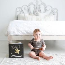 GOLDEN STARGAZER MEMORY BOOK
