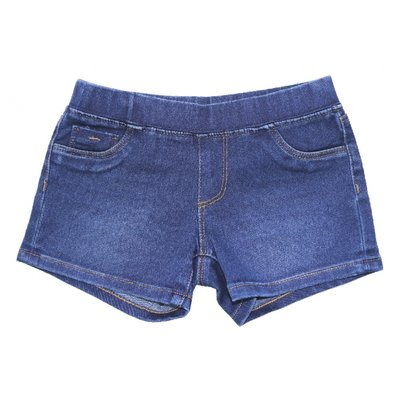 TRACTOR JEANS PULL ON JEGGING SHORT