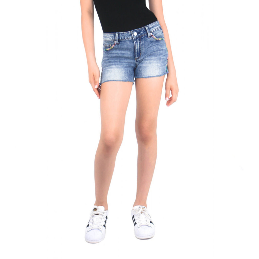 TRACTOR JEANS BRITTANY SHORTS