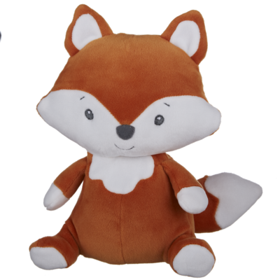 "Ganz 8"" WOODLAND WISHES- FOX"
