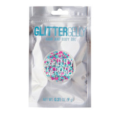 FASHION ANGELS 77047 HAIR AND BODY GLITTER JELLY- MERMAID