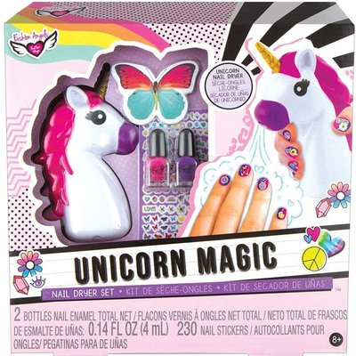 FASHION ANGELS 12535 UNICORN SPA MANI AND PEDI KIT