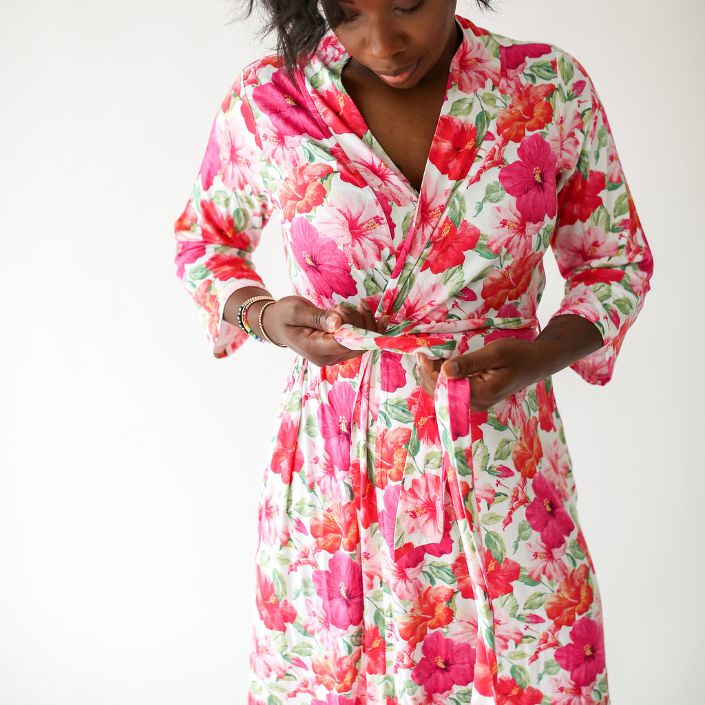 POSH PEANUT MAUI - MOMMY ROBE