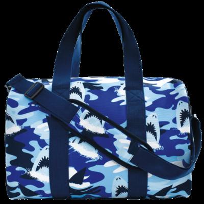 ISCREAM SHARKS DUFFLE BAG