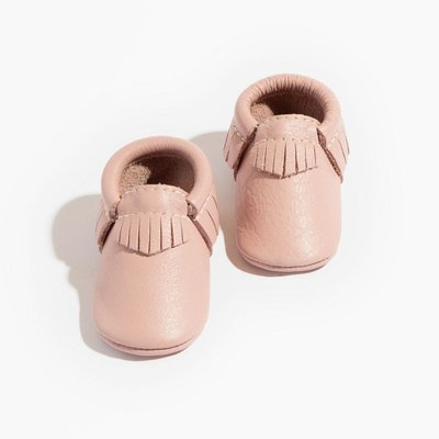 FRESHLY PICKED BLUSH MINI SOLE MOCCASIN
