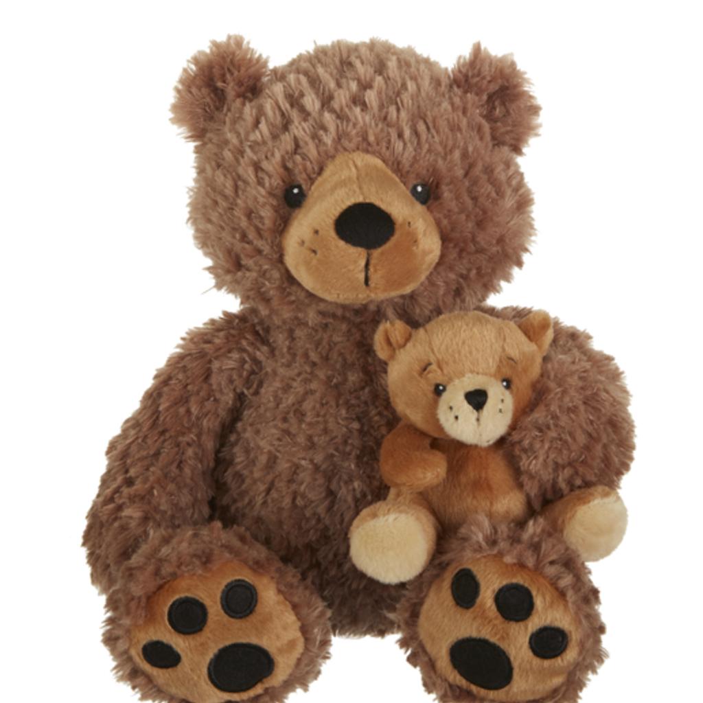 Ganz MAMA & BABY BEAR