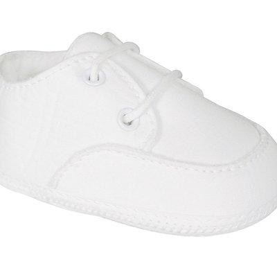 BABY DEER BRIAN CS WHITE BROADCLOTH OXFORD