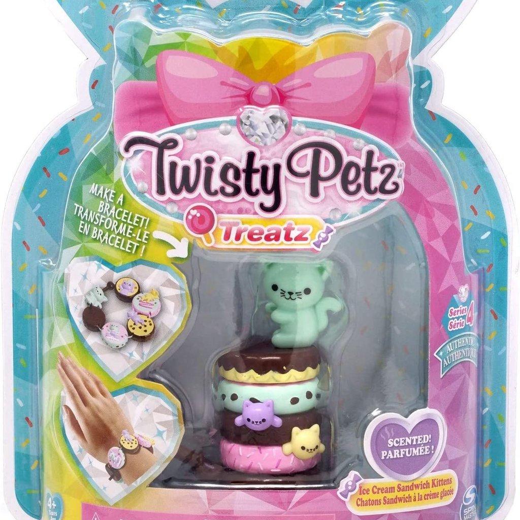 TOYSMITH TWISTY PETS TREATS