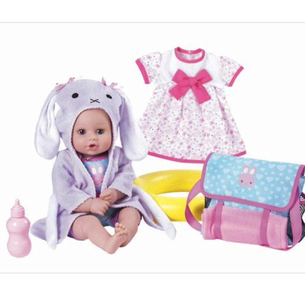 ADORA BATHTIME BABY GIFT SET