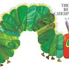 THE VERY HUNGRY CATERPILLAR BOO