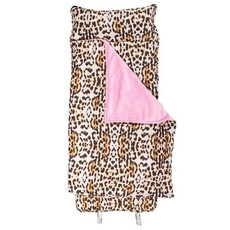 Stephen Joseph ALL-OVER PRINT NAP MAT - LEOPARD