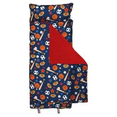 Stephen Joseph ALL-OVER PRINT NAP MAT - SPORTS