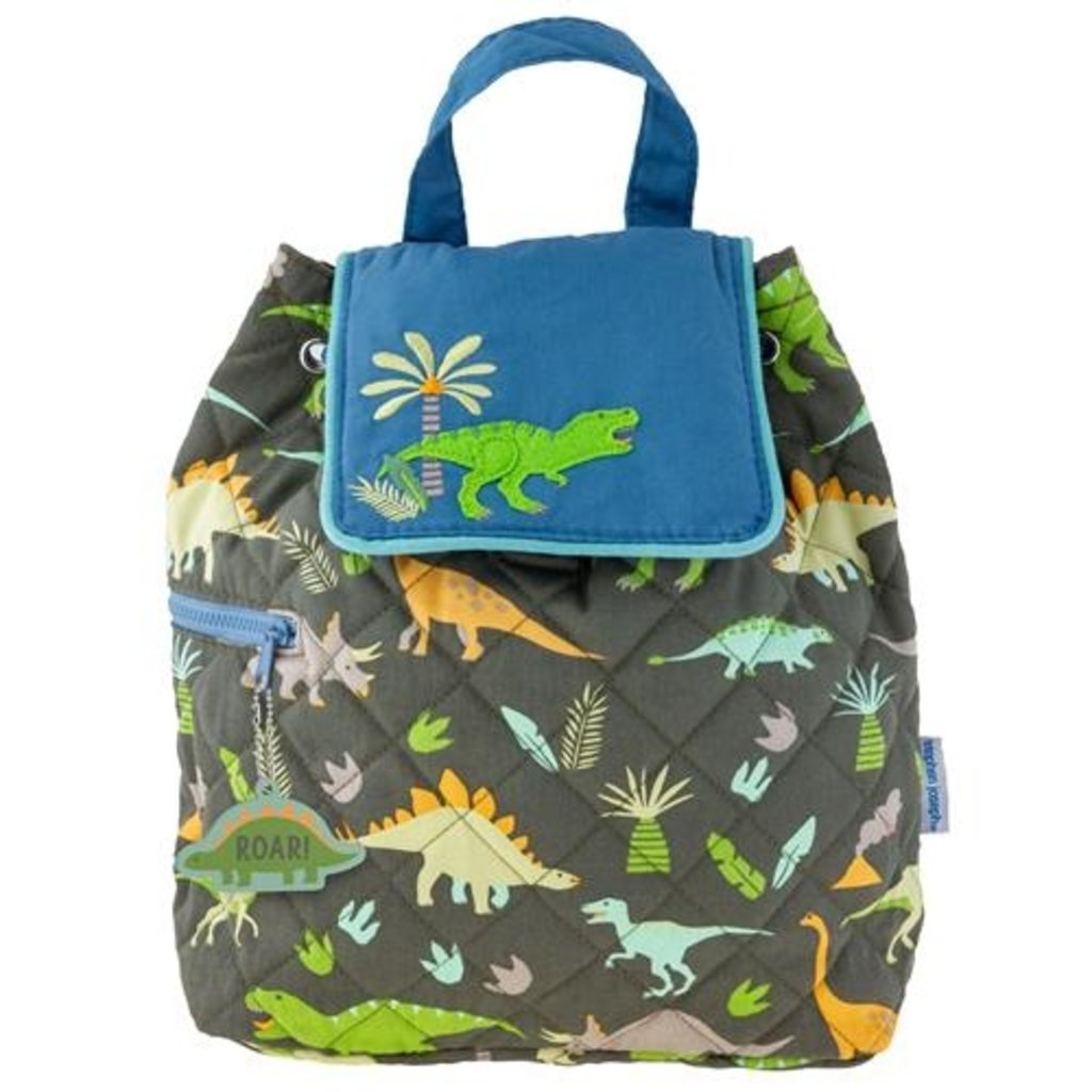 Stephen Joseph QUILTED BACKPACK - DINO