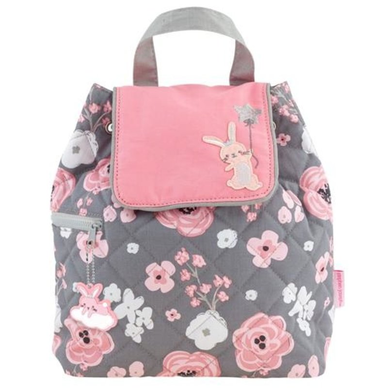 Stephen Joseph QUILTED BACKPACK - BUNNY