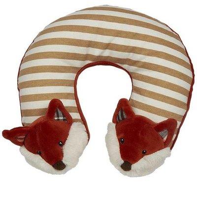 TRAVEL PILLOW- RUSTY THE FOX