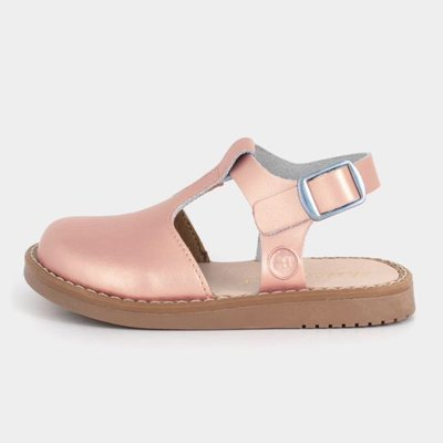 FRESHLY PICKED ROSE GOLD NEWPORT CLOG