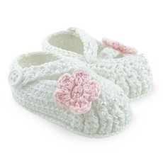 JEFFERIES NEWBORN BOOTIES