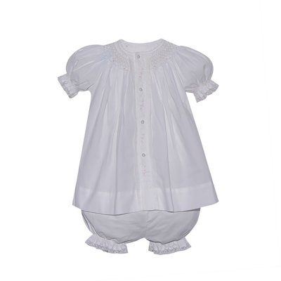 BABY SEN WHITE WILLOW DRESS
