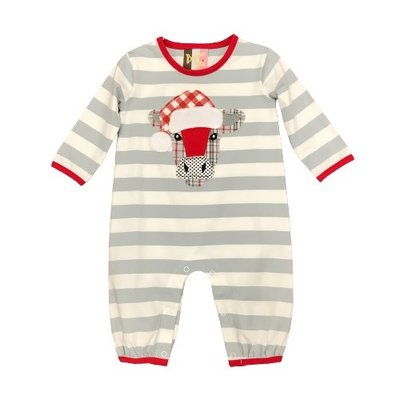 BANANA SPLIT BOYS ROMPER