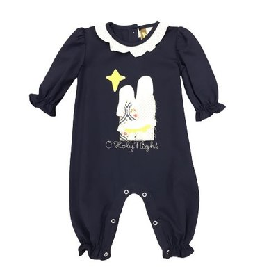 BANANA SPLIT GIRLS O'HOLY NIGHT ROMPER