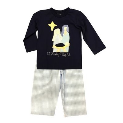 BANANA SPLIT O'HOLY NIGHT BOYS T-SHIRT AND PANTS