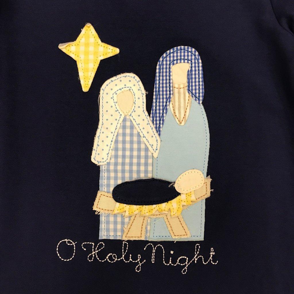 BANANA SPLIT O'HOLY NIGHT BOYS T-SHIRT AND PANTS
