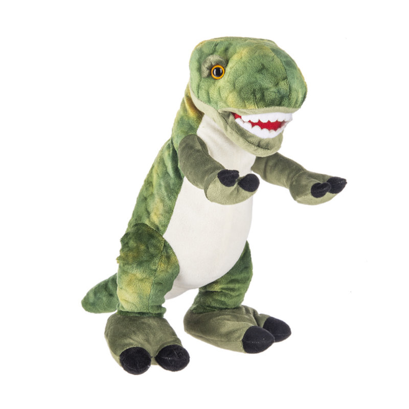 "Ganz 13"" ROCK AND ROAR DINOSAUR"