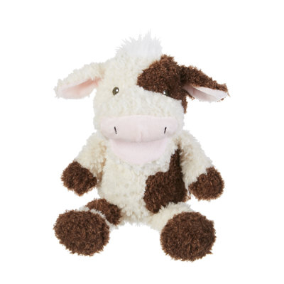 "Ganz 15"" HAPPY HILL - MUSICAL PUPPET COW"