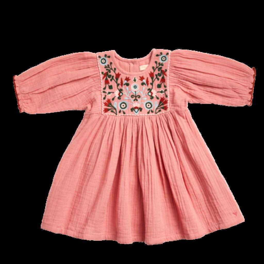 PINK CHICKEN ARIANNA DRESS