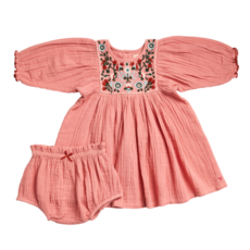 PINK CHICKEN ADRIANNA DRESS SET