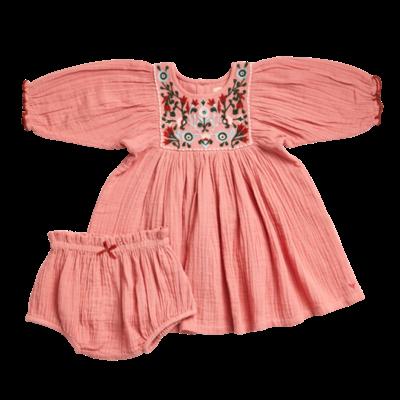 PINK CHICKEN ADRIANNA DRESS SET