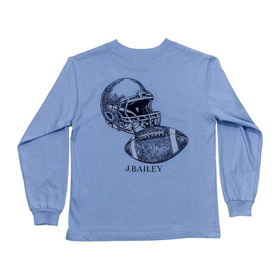 J.BAILEY LOGO TEE- FOOTBALL ON SKY