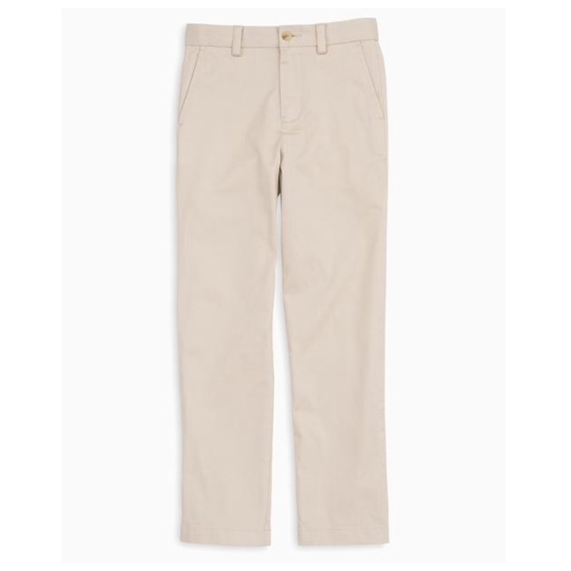 SOUTHERN TIDE YOUTH CHANNEL MARKER PANTS