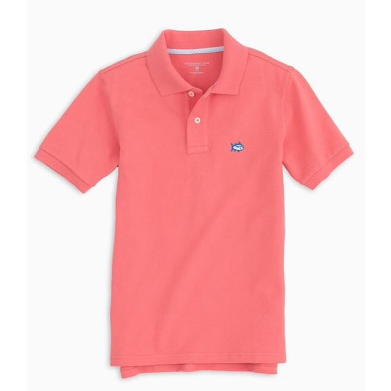 SOUTHERN TIDE YOUTH SS SKIPJACK POLO
