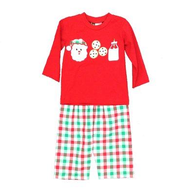 BANANA SPLIT MILK AND COOKIES BOYS T-SHIRT AND PANTS